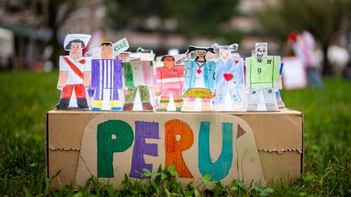 I Pacifici in Perù e Somalia